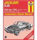 Jaguar Xj6 1968 Thru 1986