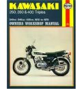Kawasaki 250, 350 and 400 Three Cylinder Owner's Workshop Manual