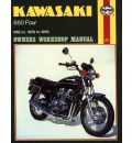 Kawasaki 650 Four Owner's Workshop Manual