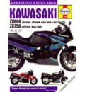 Kawasaki ZXR750 (Ninja ZX-7 and ZXR750) Fours Service and Repair Manual