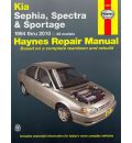 Kia Sephia Automotive Repair Manual
