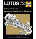 Lotus 72 Owners' Manual