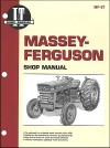 Massey Ferguson MF135 Farm Tractor Owners Service & Repair Manual