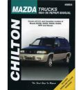 Mazda Trucks, B2300, B2500, B3000, B4000, Navajo and MPV (1994-98)