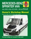 Mercedes Benz Sprinter Diesel 2009-2018 Workshop Manual