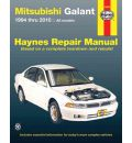 Mitsubishi Galant Service and Repair Manual