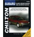 Subaru Impreza, Legacy, Justy, XT, SVX, Brat and 1.6, 1.8 L-series (1985-96)