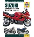 Suzuki GSX600/750F and GSX750 Service and Repair Manual