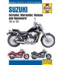 Suzuki Intruder Marauder Volosia Automotive Repair Manual