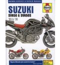 Suzuki SV650 and SV650S Service and Repair Manual