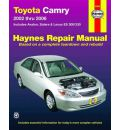 Toyota Camry 2002-2006 Repair Manual