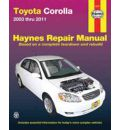 Toyota Corolla Automotive Repair Manual