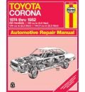 Toyota Corona Automotive Repair Manual