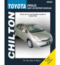 Toyota Prius 2001-08 Repair Manual