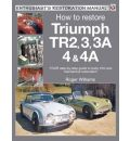Triumph TR2, 3, 3a, 4 and 4a