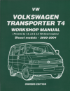 Volkswagen VW Transporter T4 Diesel 2000-2004 Service Repair Manual   Brooklands Books Ltd UK