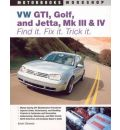 VW GTI, Golf, Jetta, MK III and IV