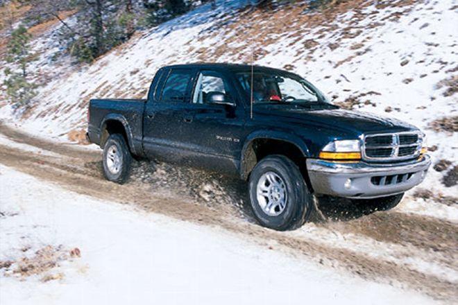 Dodge Durango And Dakota Pick