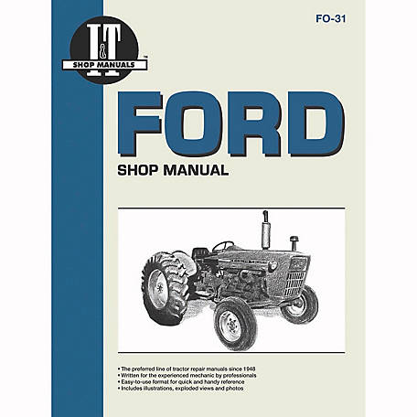 ford        tractors owners