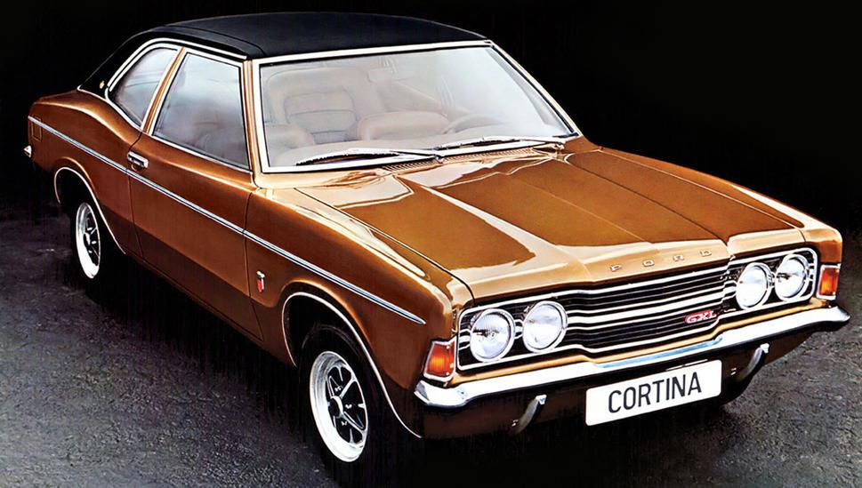 Ford Cortina Mk3 1300 1600 1970 1976 Haynes Service Repair Manual