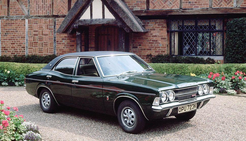 Ford Cortina Mk3 1300 1600 1970 1976 Haynes Service Repair