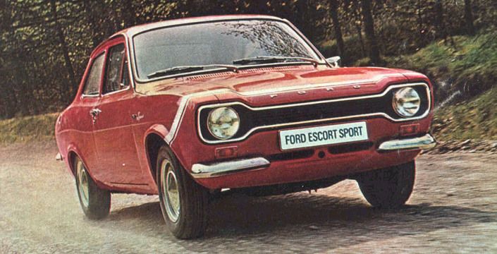 Ford Escort Mki 1100 1300 1968 1974 Haynes Service Repair border=
