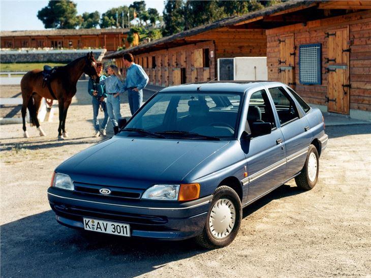 Ford Escort Orion Diesel 1990 2000 Haynes Service Repair
