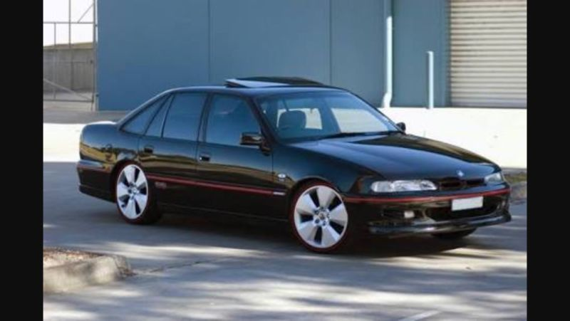 Holden Commodore Lexcen Vn Vp Vq Vr And Vs Service Repair
