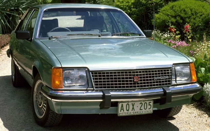 Holden Commodore Vh 4 Cyl 1981 1982 Gregorys Service