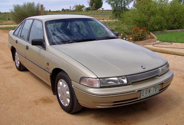 Holden Commodore Vr Vs Lexcen Repair Manual 1993