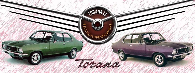 Holden Torana 1600 1760 Lc Lj Ta 1971 1975 Gregorys