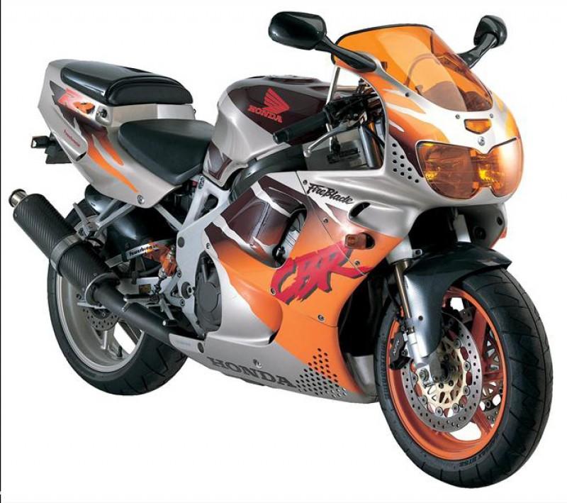 Honda Cbr900rr Fireblade  00