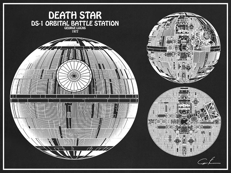 Imperial Death Star   Ds-1 Orbital Battle Station Owners Workshop Manual