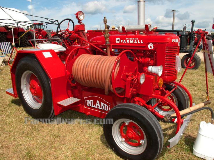 International Harvester Farm Tractor Owners Service ...