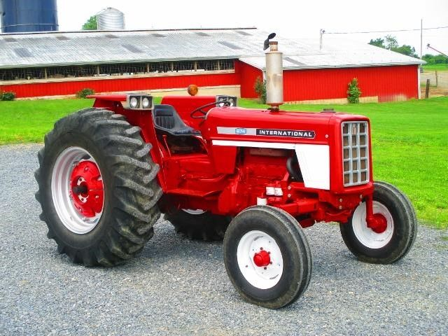 International Harvester Farm Tractor Owners Service