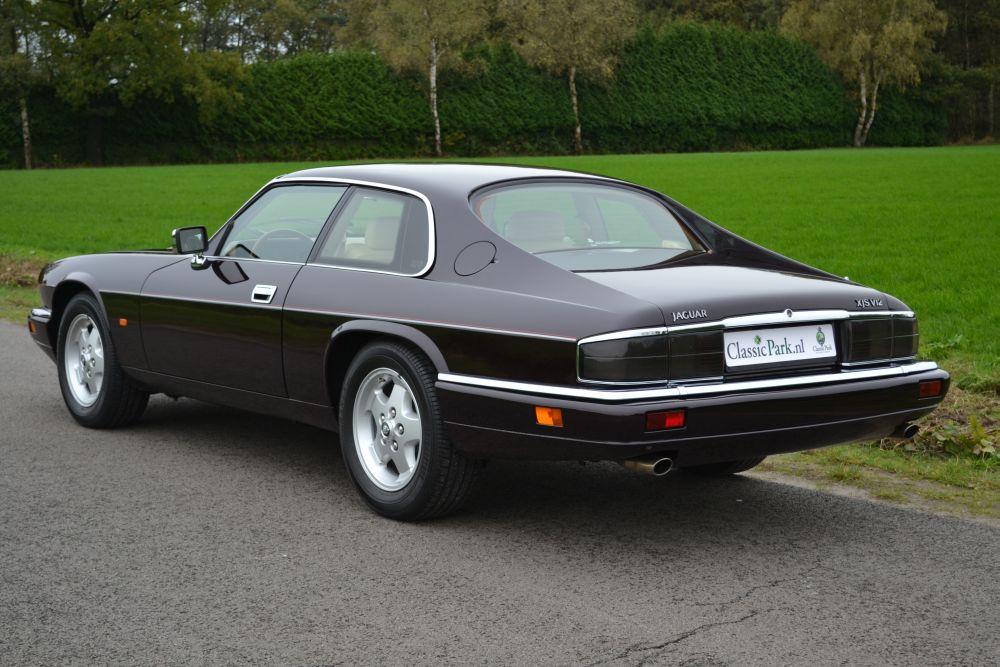 Jaguar Xj S Xjs V12 He 5 3 6 0 Litre 1976 1993 Brooklands