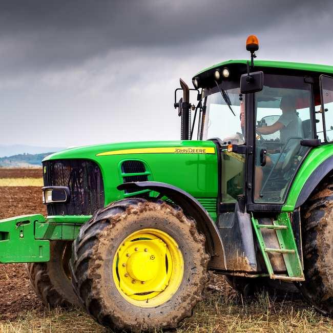 John Deere Farm Tractor Owners Service  U0026 Repair Manual