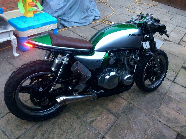 Kawasaki Zr 550 service manual Pdf