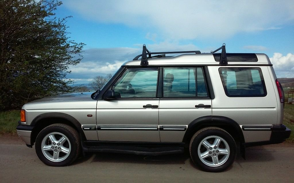 Land Rover discovery service Repair Manual