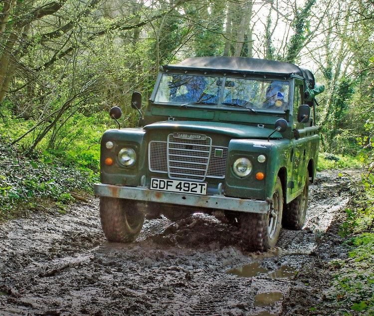 Land Rover Series 3 V8 Repair Operation Manual Supplement