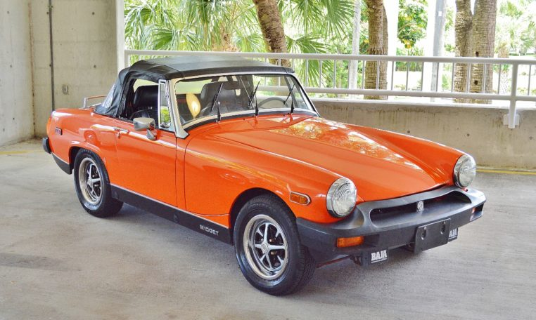 mg midget 1500 1975 1979 service repair manual brooklands