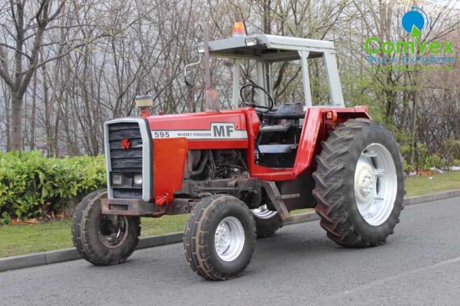 Massey Ferguson Farm Tractor Owners Service Amp Repair