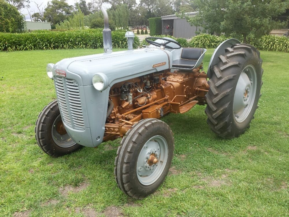 massey ferguson te20 fe35 tractors owners service and. Black Bedroom Furniture Sets. Home Design Ideas