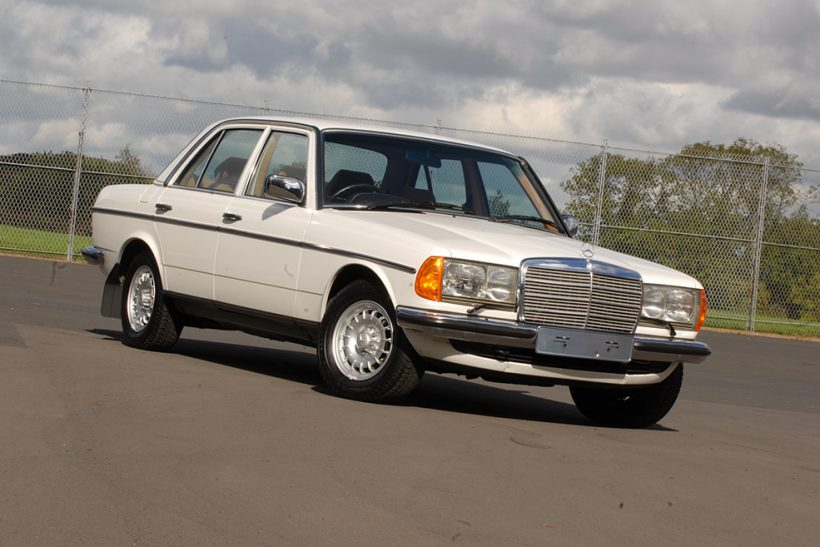 Mercedes Benz 250 And 280 W123 Series - Haynes