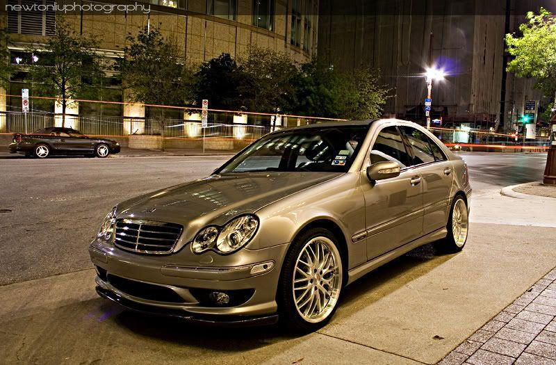 Mercedes Benz C Class W203 Petrol Diesel 2000-2007 - sagin ...