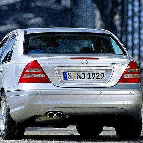 Mercedes benz c class w203 petrol diesel 2000 2007 sagin for Mercedes benz c service details