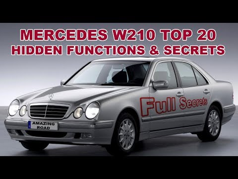 mercedes benz e class petrol w210 w211 series 2000 2006. Black Bedroom Furniture Sets. Home Design Ideas