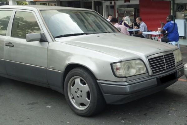 Mercedes Benz W124 Service and Repair Manual 1985 - 1995 - sagin