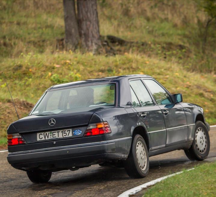 Mercedes Benz Service D: Mercedes Benz W124 Service And Repair Manual 1985