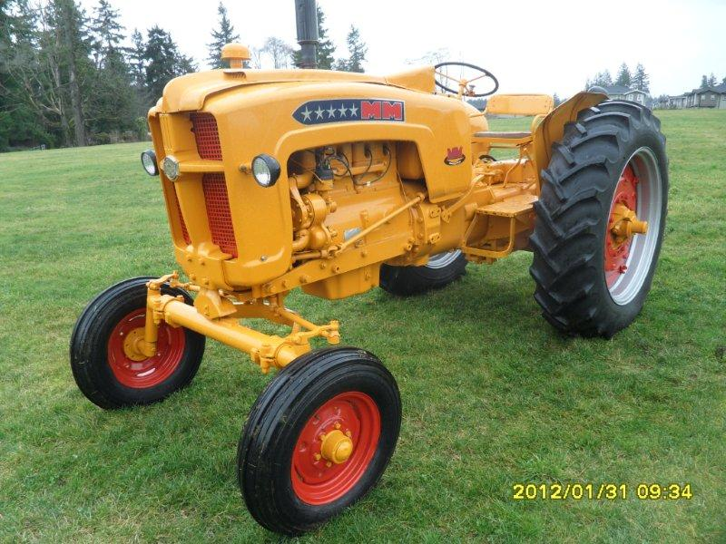 minneapolis moline farm tractor owners service repair